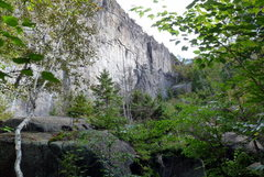 Rock Climbing Photo: The beautiful Black And White - Club Sandwich wall...