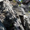P1 of Adagio<br> <br> © 2013 Obsessive climbing disorder<br> mikemclean.ca