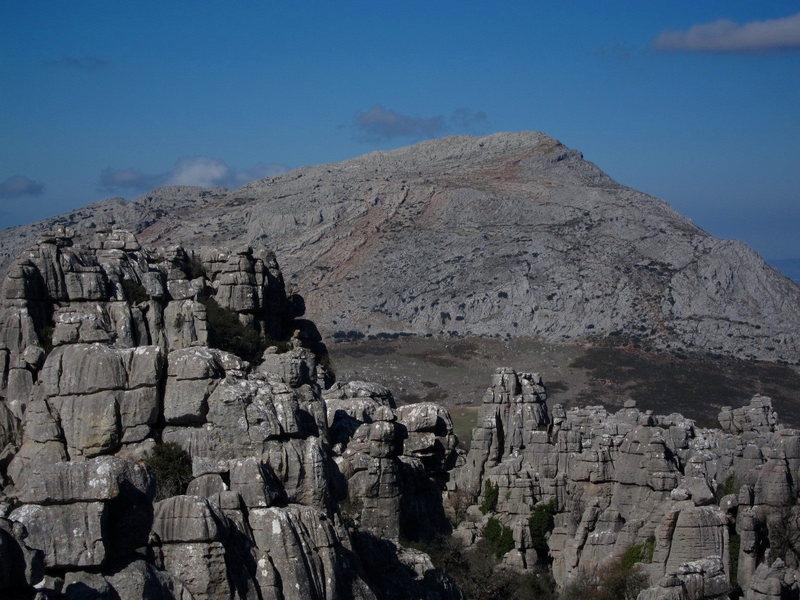 Rock Climbing Photo: Camorro Alto