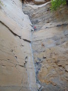 Rock Climbing Photo: Onsighted Rock Wars this month. Loved it! Will be ...