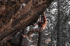 Rock Climbing Photo: Hot N Spicy v8