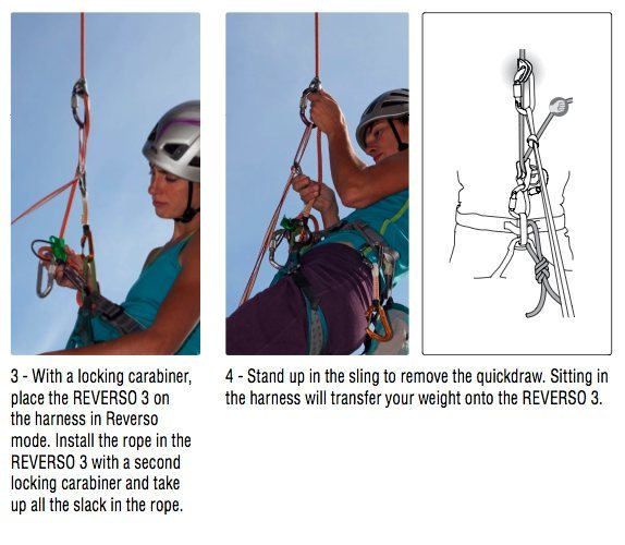 Rock Climbing Photo: petzl catalog 2011