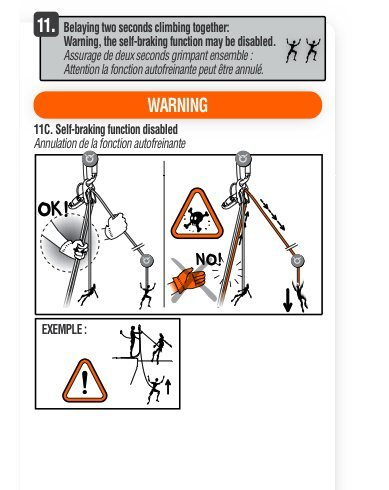 petzl reverso 4 instructions