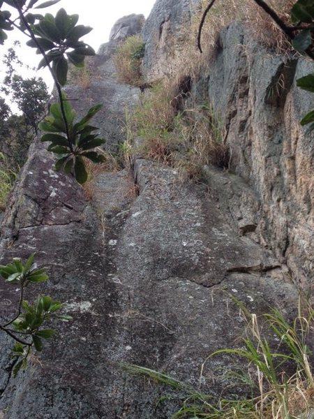 Rock Climbing Photo: Prelude