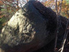 Rock Climbing Photo: Quicksand, V7.