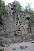 Rock Climbing Photo: Sonny & Juanita