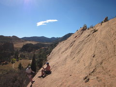 Rock Climbing Photo: Every other route getting sent. A wonderful day at...