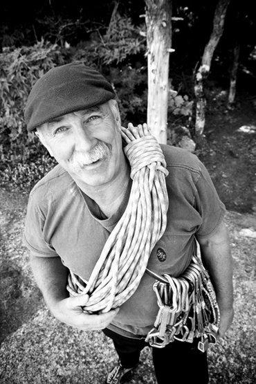 Rock Climbing Photo: Henry Barber