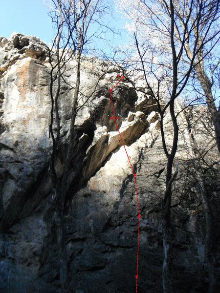 Rock Climbing Photo: Mac and Cheese