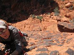 Rock Climbing Photo: November Daze