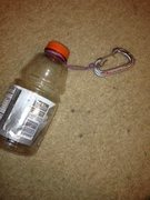 Rock Climbing Photo: 1 bottle
