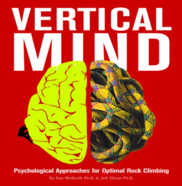 Rock Climbing Photo: Cover of Vertical Mind book