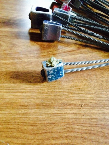 Rock Climbing Photo: A #9 also works great to blaze from directly if yo...