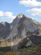 Rock Climbing Photo: Mount Morrison