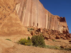 Rock Climbing Photo: L to R, kings hand, konichiwa, easy ramp, tea bag,...