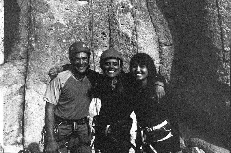 Rock Climbing Photo: 01