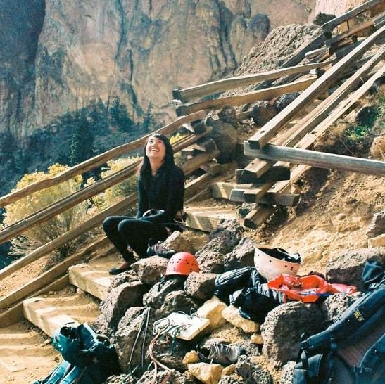 Rock Climbing Photo: 02
