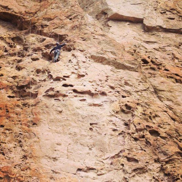 Rock Climbing Photo: 03