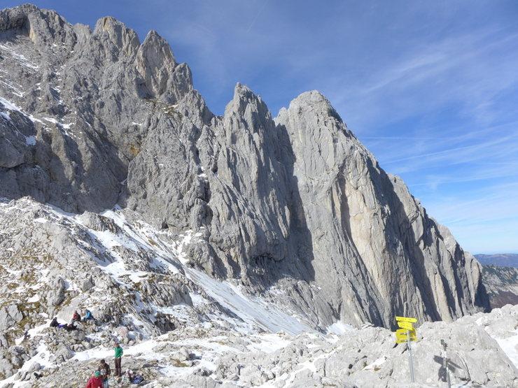 Rock Climbing Photo: Ellmauer Tor