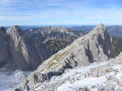 Rock Climbing Photo: Hintere Goinger Halt