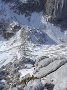 Rock Climbing Photo: some random ridge I soloed from Ellmauer Tor (ther...