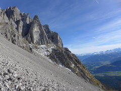 Rock Climbing Photo: vicinity of Törlspitze