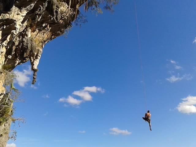 Rock Climbing Photo: Raul in Vinales, Cuba.