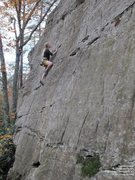 Rock Climbing Photo: Shannon
