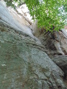 Rock Climbing Photo: Pretty sweet fist crack! Ran it out due to not bri...