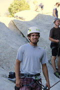 Rock Climbing Photo: Jacob