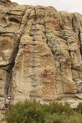 Rock Climbing Photo: Decadent Wall