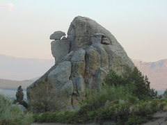 Rock Climbing Photo: Cool rocks
