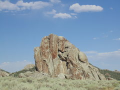 Rock Climbing Photo: Random Wall