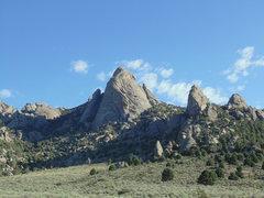 Rock Climbing Photo: Sinocranium