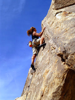 Rock Climbing Photo: I like Beer.  I like B is for Beers!  Photo from M...