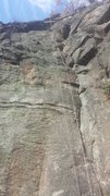 Rock Climbing Photo: Rachel's Crack, Powerlinez