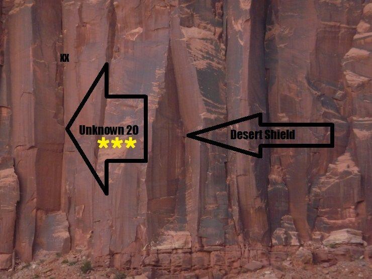 Route #20, Desert Shield, and Polaris