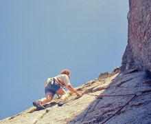 Rock Climbing Photo: Thought it would be fun to add this photo from bac...