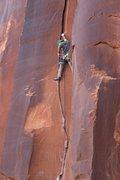 Rock Climbing Photo: Me on Dr. Carl