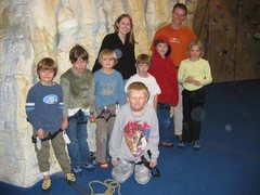 Rock Climbing Photo: Bree and me at our best at the BRC