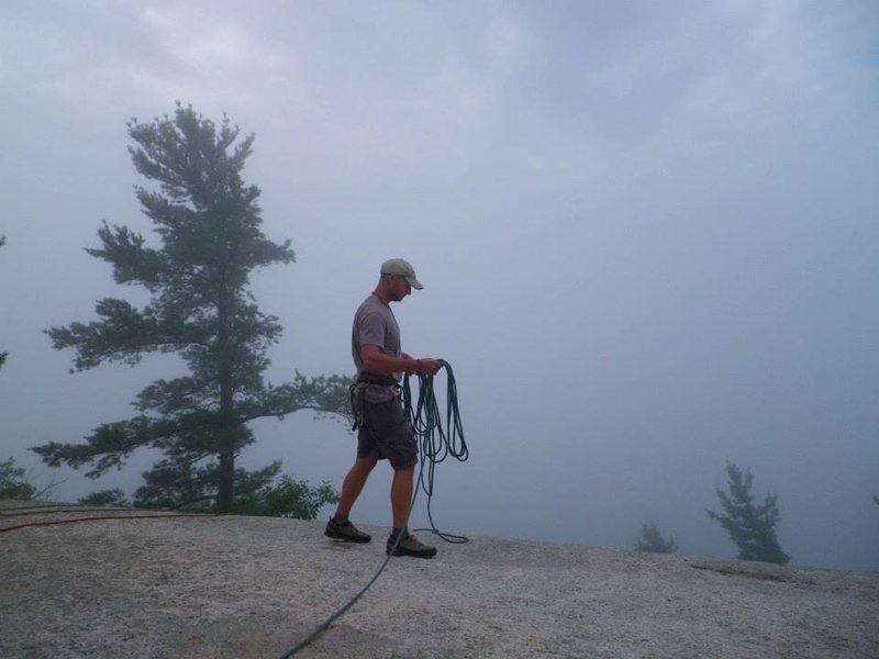 Rock Climbing Photo: RIC