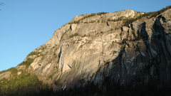 Rock Climbing Photo: The Stawamus Chief