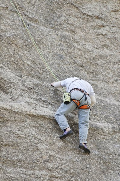 Rock Climbing Photo: Lots of good holds!