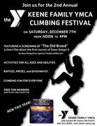 Rock Climbing Photo: 2013 Keene Family YMCA Climbing Festival