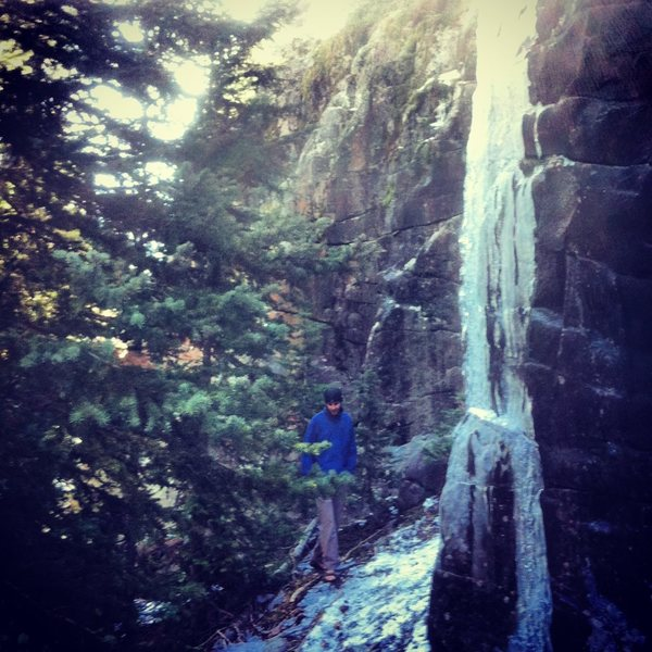 Rock Climbing Photo: oct 10, 2013