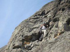 Rock Climbing Photo: Hooray for choss! P4