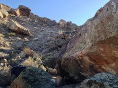 Rock Climbing Photo: San Diego Baby Makin' with Peregrinus and Corner C...