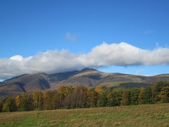 Rock Climbing Photo: Skiddaw 3054', Third highest hill in the Lake Dist...