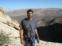 Rock Climbing Photo: dirty son of cinch