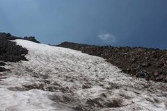 Rock Climbing Photo: Bolum Glacier